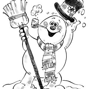 The Illustrated History of the Snowman — By Bob Eckstein