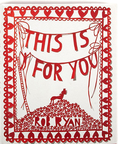This is For You - Rob Ryan