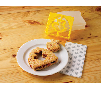 Tovolo Bee and Hive Sandwich Shaper