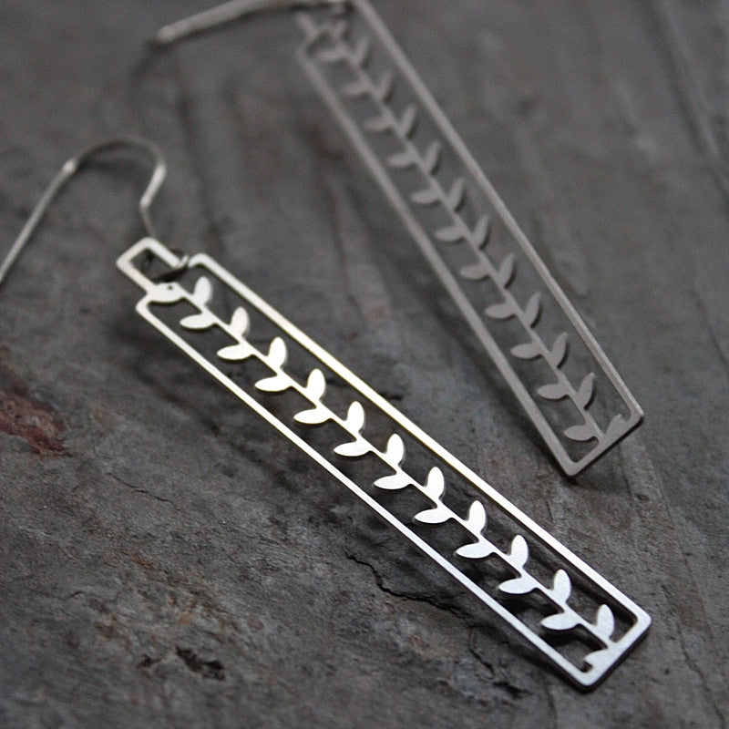 Vine Earrings - Audra Azoury