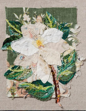 Wattle & Loop Magnolia Slow Stitching Kit