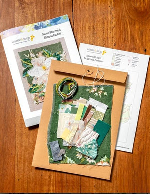 Wattle & Loop Slow-Stitching Kit