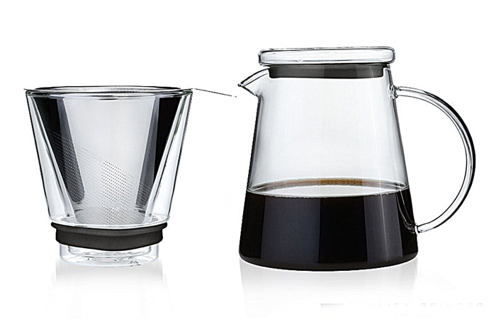 Zassenhaus Pour-Over Stype Coffee Maker Dripper