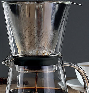 Zassenhaus Pour-Over Style Coffee Maker Dripper