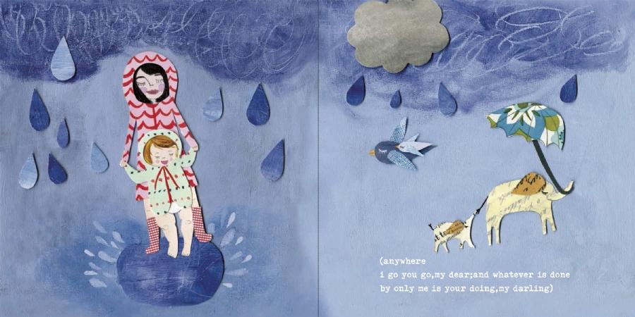 I Carry Your Heart with Me (Board Book edition) -- E.E. Cummings with illustrations by Mati Rose McDonough