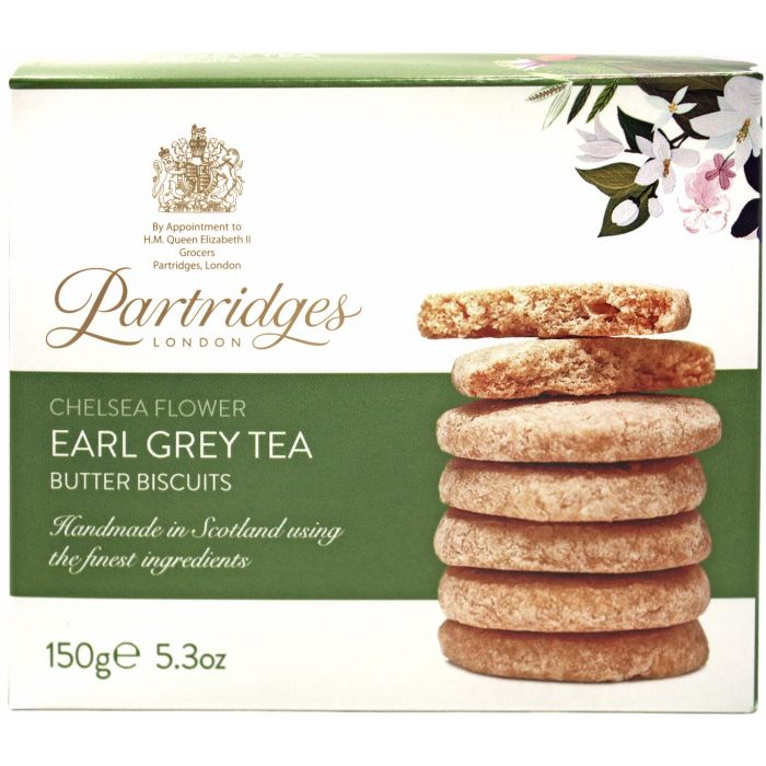 Partridges Earl Grey All-Butter Biscuits