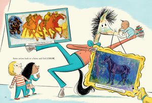 Dr. Seuss's Horse Museum — by Dr. Seuss and Illustrated by Andrew Joyner