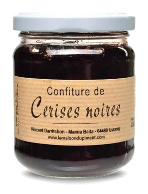 Sweet Basque Cherry Confit — HANDCRAFTED BY LA MAISON DU PIMENT, FRANCE