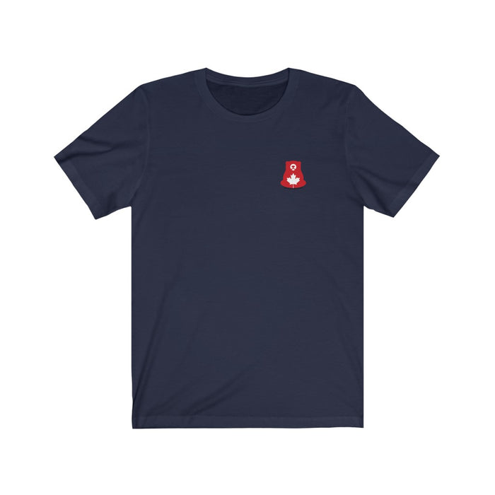 Red Bear Brands - Small Bear - Unisex Jersey Short Sleeve Tee