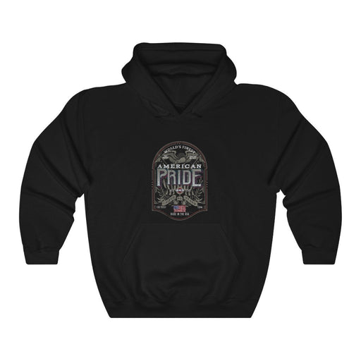 American Pride - Americana -Unisex Medium-Weight Hoodie - Red Bear Brands