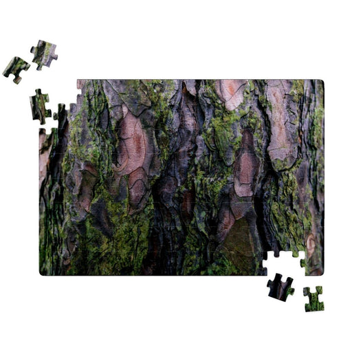 Beautiful Mossy Tree Bark Puzzle 120pcs or 252pcs - Red Bear Brands