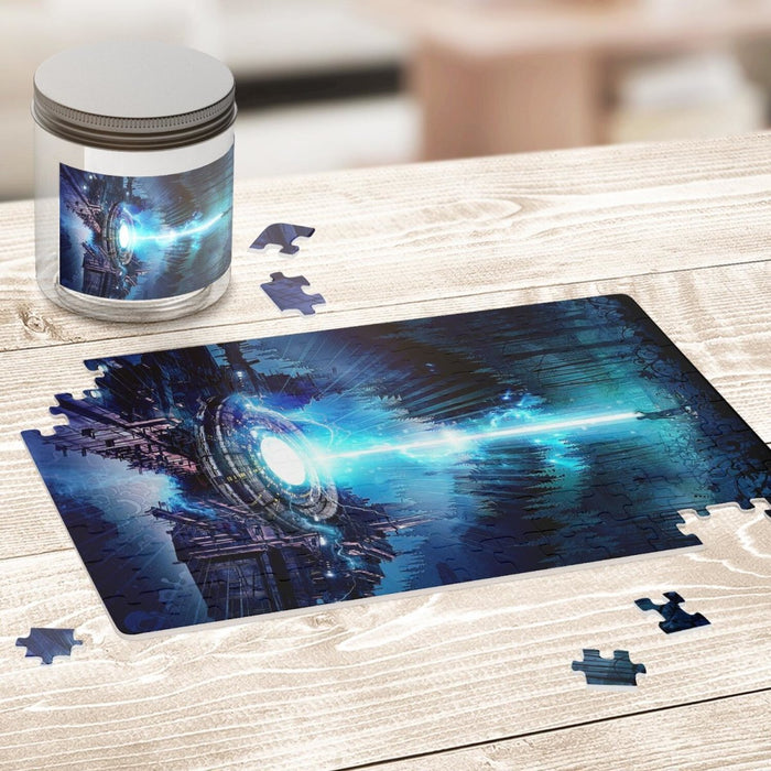 Believe UFO Abduction Puzzle - Red Bear Brands