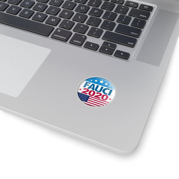 Fauci 2020 - Election Campaign - Kiss-Cut Stickers - Red Bear Brands