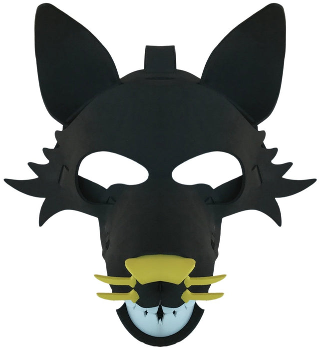 Fun Face Masks - Wolf Mask (Hand Made, Original Design, Made in the USA) - Red Bear Brands