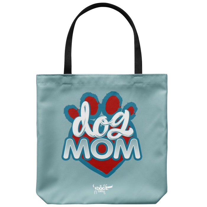 "In Dog Years - Dog Mom - Tote Bag 18"" x 18"" - Red Bear Brands"