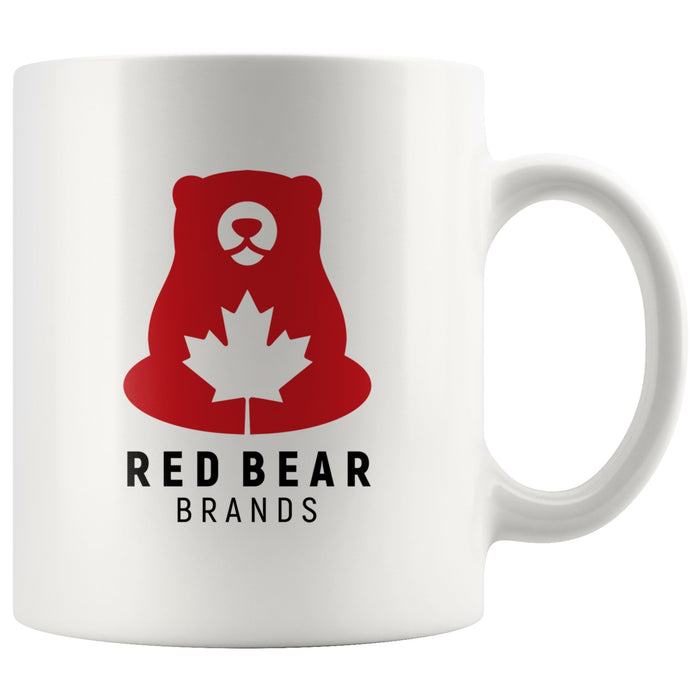 Red Bear Brands - Hot Beverage Mugs - Red Bear Brands