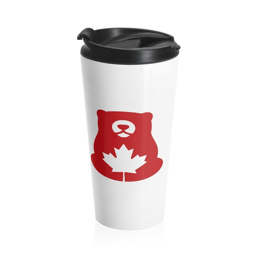 Red Bear Brands - Stainless Steel Travel Mug - Red Bear Brands