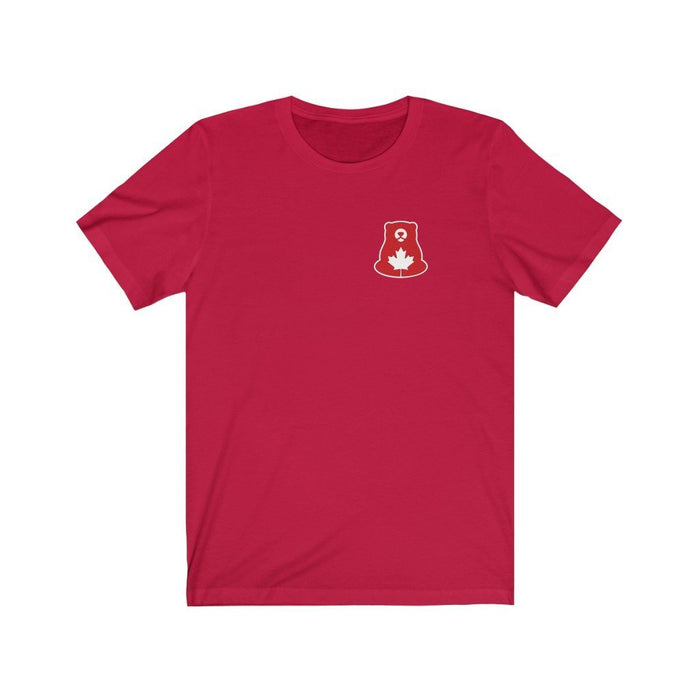 Red Bear Brands' Unisex Jersey Short Sleeve Tee Light - Red Bear Brands