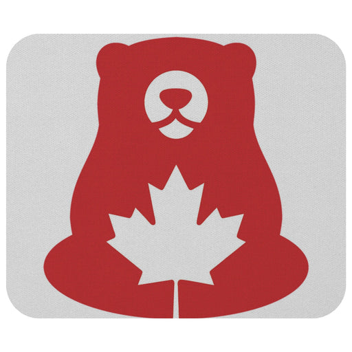 Red Bear Only - Mousepad - Red Bear Brands