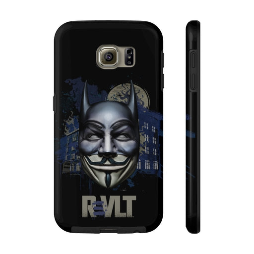 ReVLT - Batman - Case Mate Tough Phone Case for Apple/Samsung - Red Bear Brands