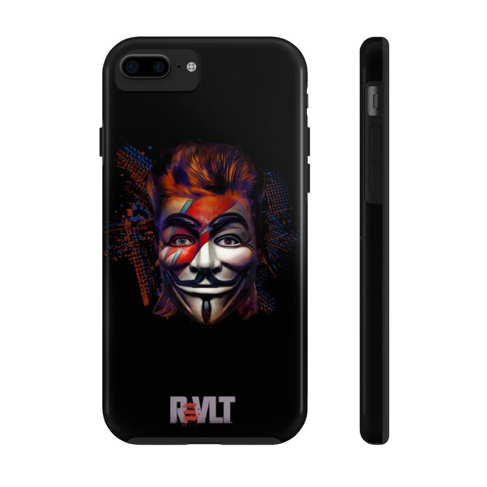 ReVLT - Bowie / Stardust - Case Mate Tough Phone Case for Apple/Samsung - Red Bear Brands