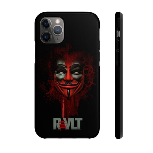 ReVLT - Deadpool - Case Mate Tough Phone Case for Apple/Samsung - Red Bear Brands