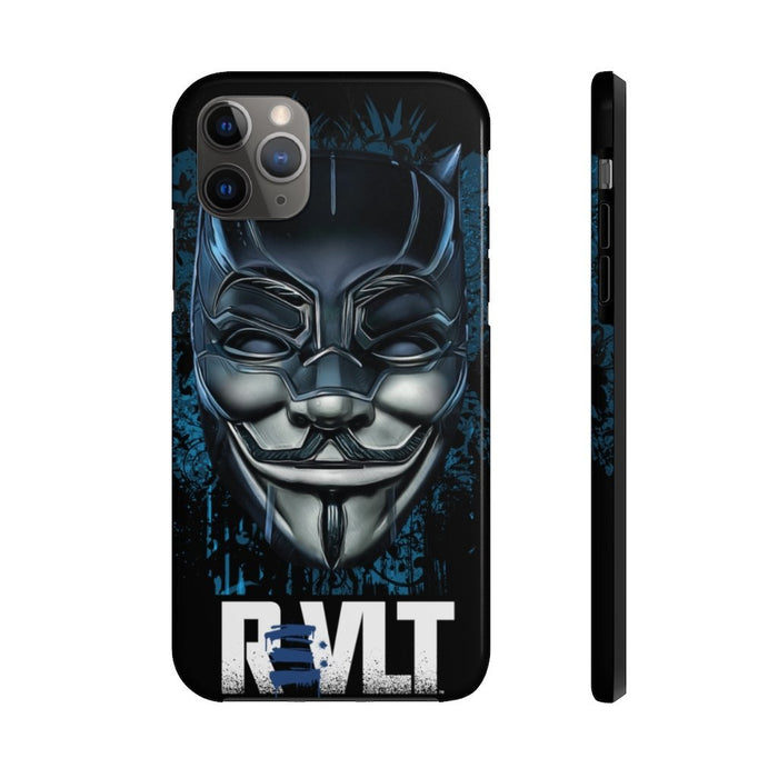 ReVLT - Panther - Case Mate Tough Phone Case - Red Bear Brands