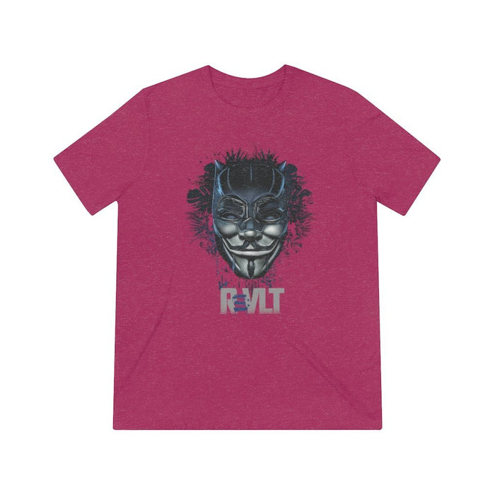 ReVLT - Panther - Incredibly Comfortable and Soft Unisex Triblend Tee - Red Bear Brands