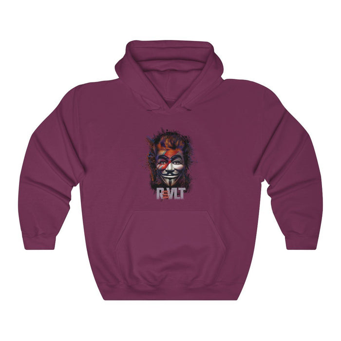 ReVLT - Stardust - Unisex Heavy Blend - Hooded Sweatshirt - Red Bear Brands