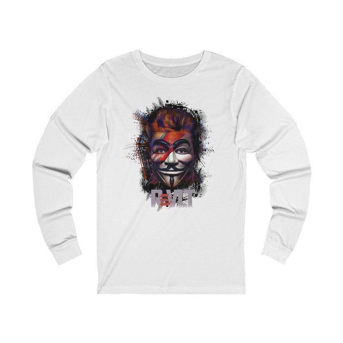 ReVLT - Stardust - Unisex Jersey Long Sleeve Tee - Red Bear Brands
