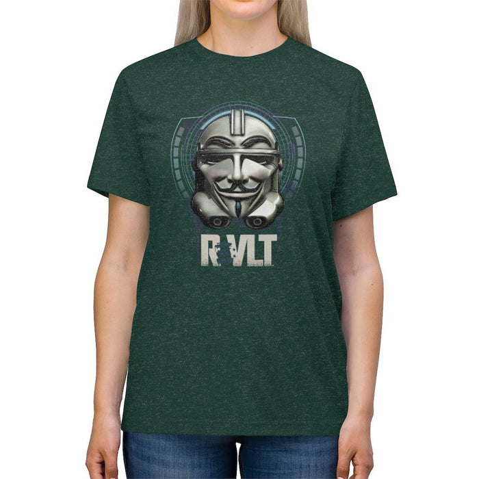 ReVLT - Storm Trooper - Incredibly Comfortable and Soft Unisex Triblend Tee - Red Bear Brands