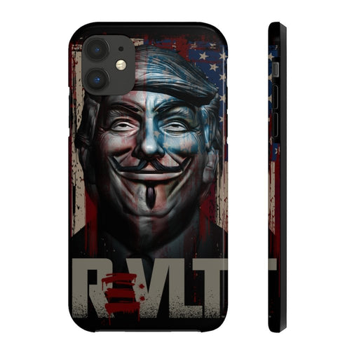 ReVLT - Trump - Case Mate Tough Phone Case - Red Bear Brands