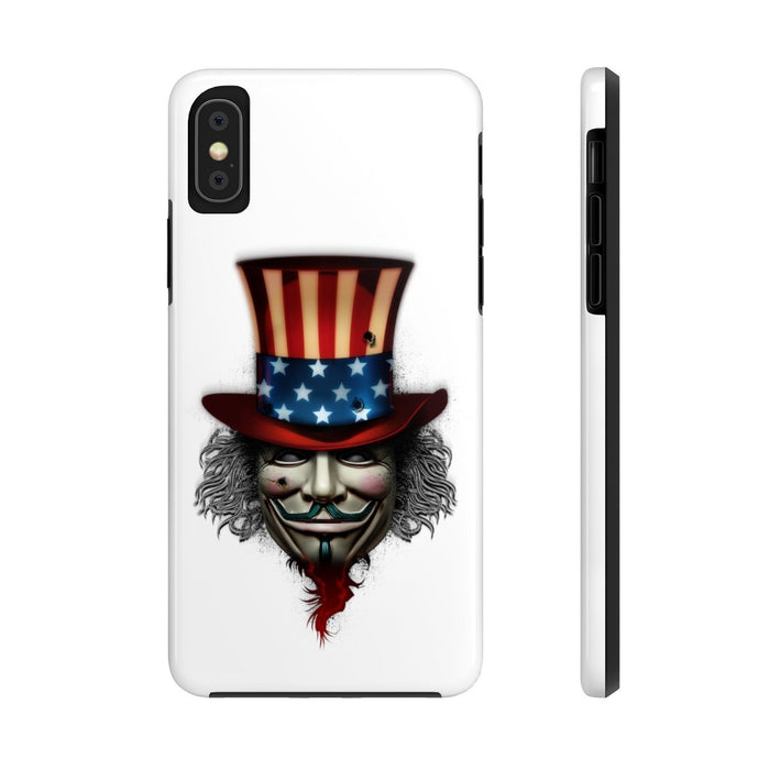 RVLT - American Mayhem - Case Mate Tough Phone Cases - Red Bear Brands