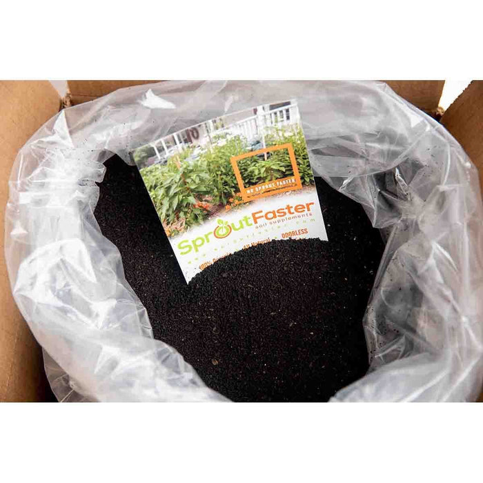 SproutFaster VermiMax+™ Black Earthworm Castings Soil Amendment 15lbs. - Red Bear Brands