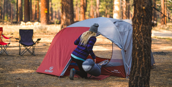 From Novice To Newly Prepared: What You Need To Know To Plan Your First Camping Trip