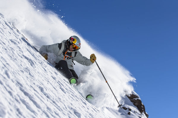 Chris Davenport, Ski Icon