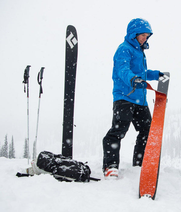 How to select the right climbing skins for your skis