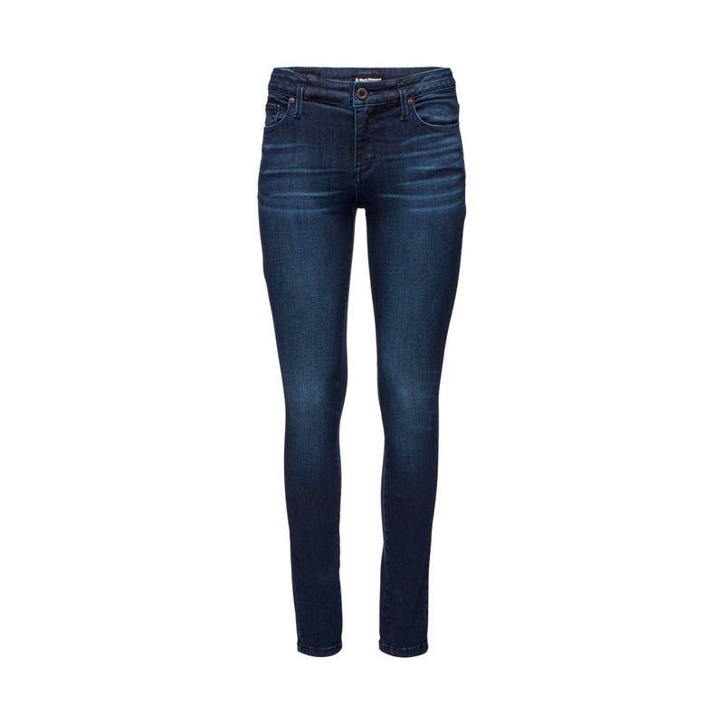 Women's Forged Denim Pants