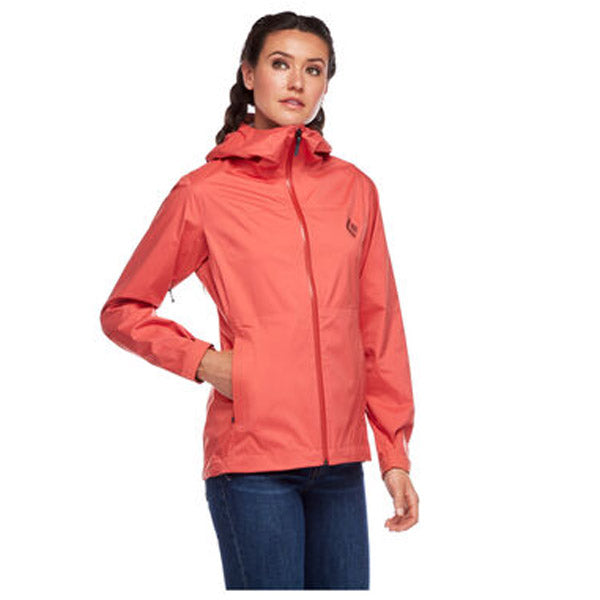 Women's Stormline Stretch Rainshell Past-Season