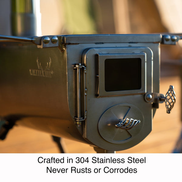 Woodlander - Medium Portable Stove