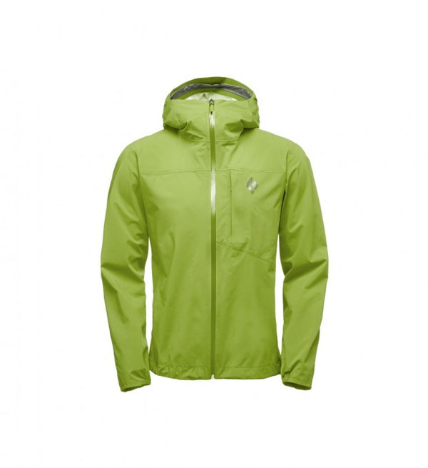Men's Fineline Stretch Rain Shell Past-Season