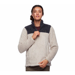 ROADIE QTR ZIP FLEECE - Women's