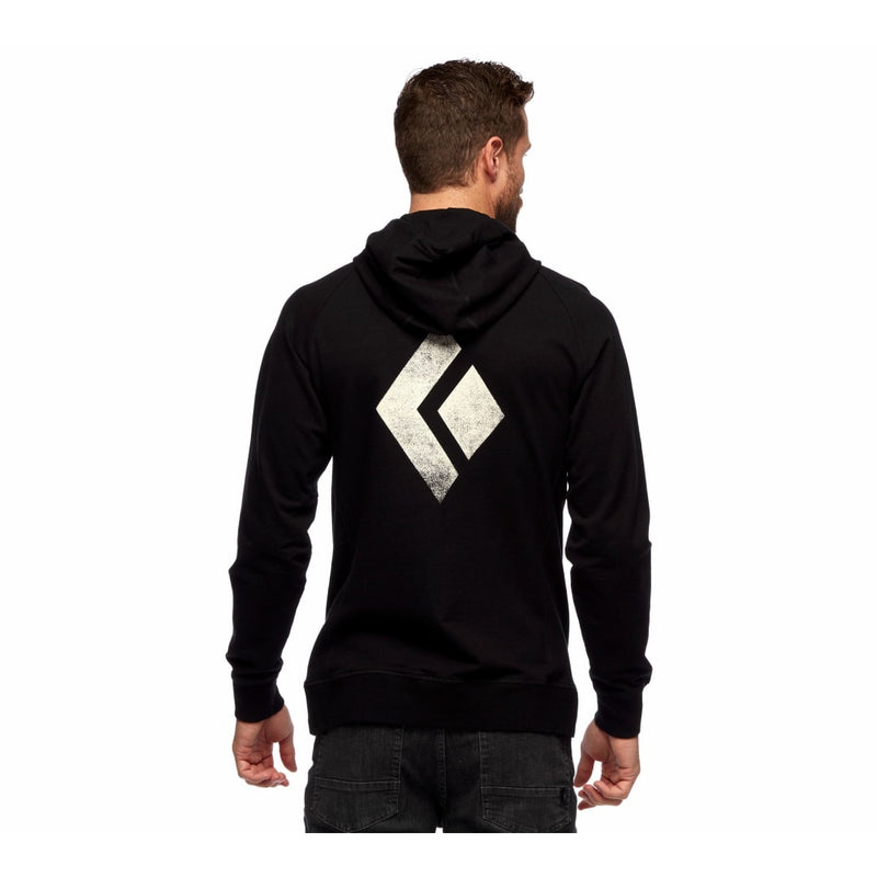 CHALKED UP FZ HOODY - Men's