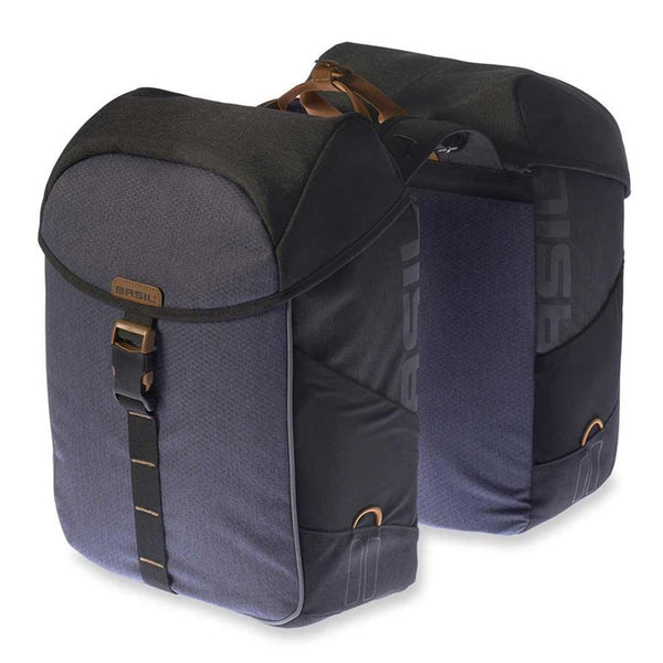 Miles Double Bag Waterproof Bike Pannier