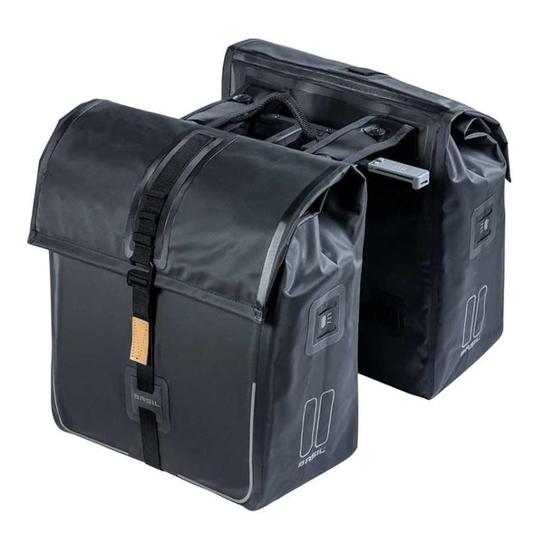 Urban Dry MIK Double Bag Bike Pannier