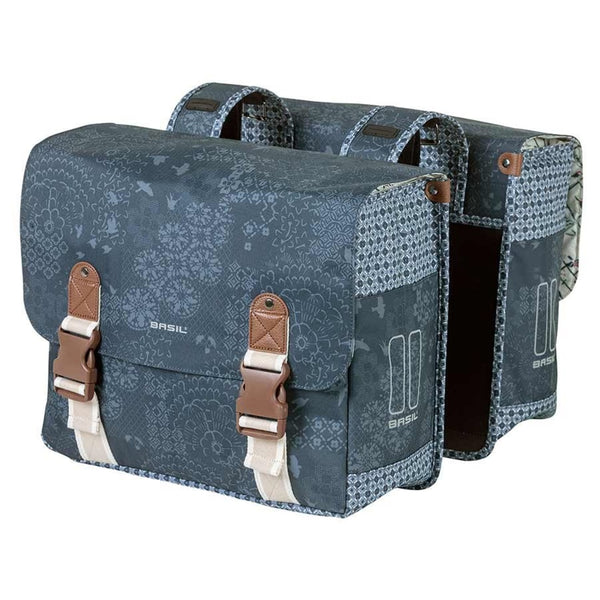 Bohème Double Bag Bike Pannier