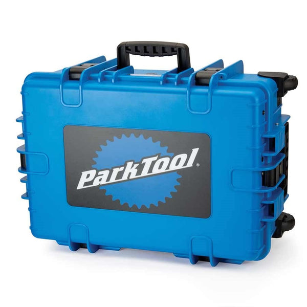Rolling Big Blue Box Tool Case