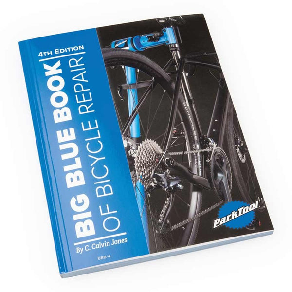 BBB-4 Big Blue Book of Bicycle Repair 4th Edition
