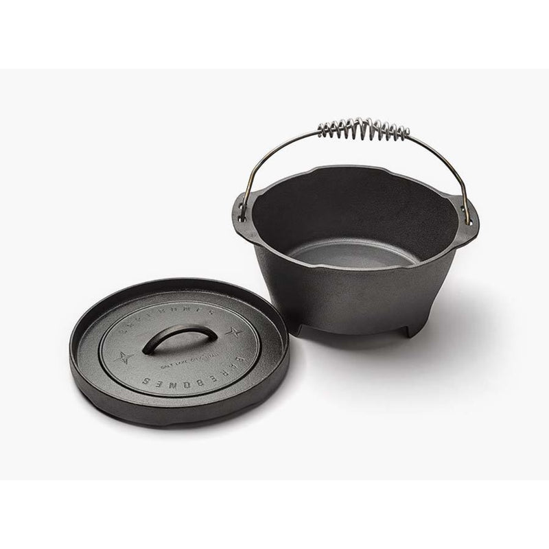 Cast Iron Dutch Oven Classic – 8 Qt.