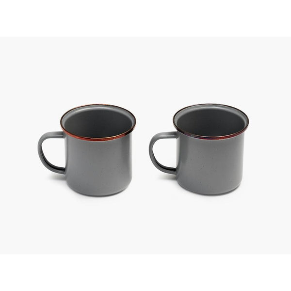 Enamel Cup Set